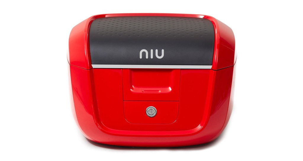 NIU Top-Case