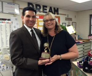 2016 Teacher of the Year Lisa Moloney