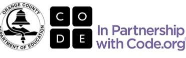 ocde and Code.org logo