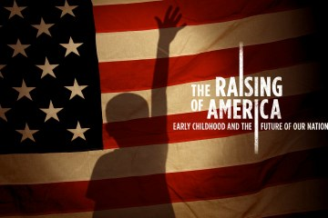 Raising of America graphic