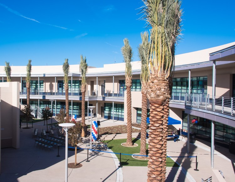Beckman Humanities Building Ribbon-Cutting Ceremony #3 - November 2015