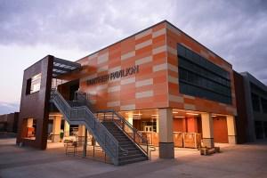 New Orange High School STEM complex