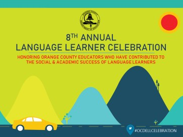 Language Learner Celebration graphic