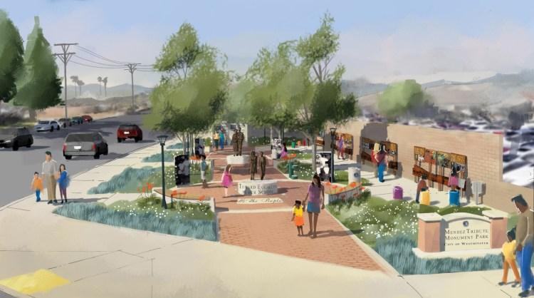 Mendez park rendering