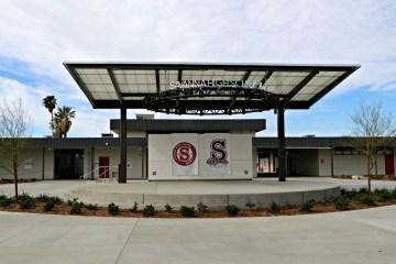 Savanna High School exterior