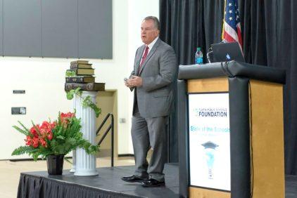 Superintendent Greg Franklin
