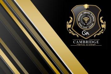 Cambridge Virtual Academy logo
