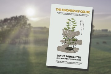 """""""The Kindness of Color"""" book cover"""