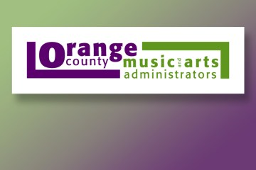 OC Music and Arts Administrators logo
