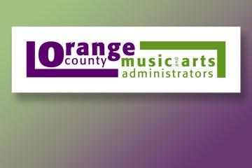 OC Music and Arts Administrators logo