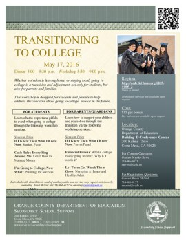 Flyer-2016Transitioning-to-College-English