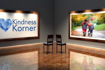 kindness korner, sisters gift