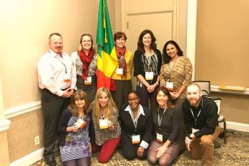 Educators headed to Senegal through the Teachers for Global Classrooms program