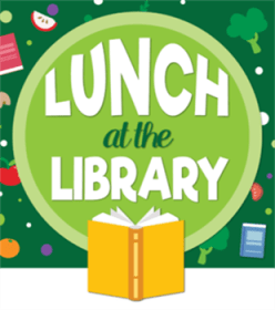Lunch at the Library logo