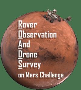 ROADS on Mars Challenge logo