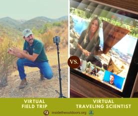 ITO virtual field trips
