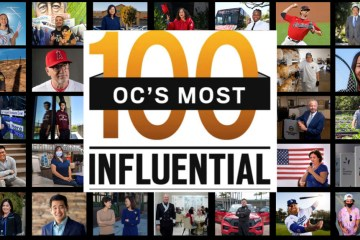 OC's 100 Most Influential graphic