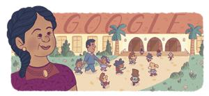 Mendez Google Doodle