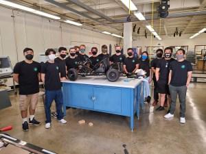 Estancia engineering students NMUSD