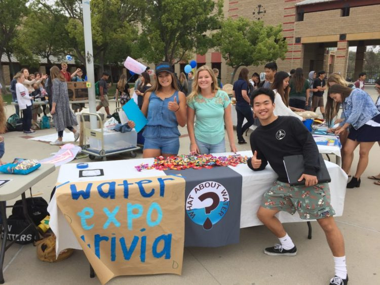 Brea Olinda High School students host Water Expo