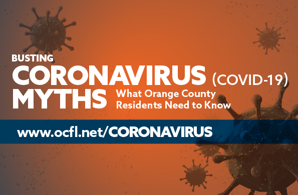 Busting Coronavirus Myths: What Orange County Residents Need to Know