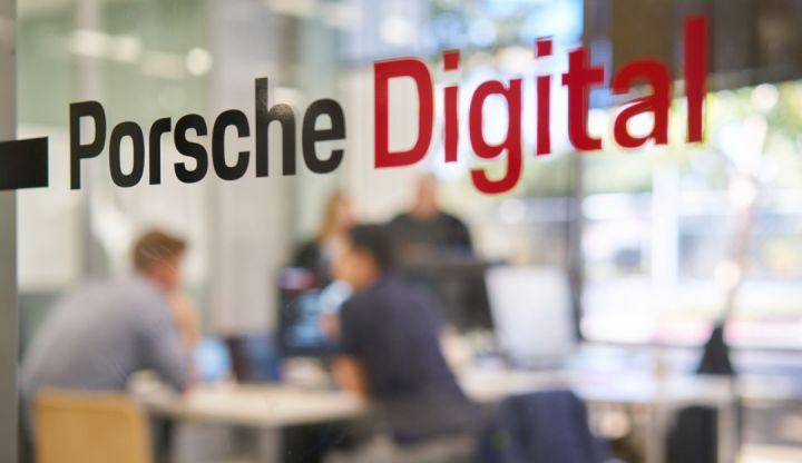 Porsche Digital, 2019, Porsche AG