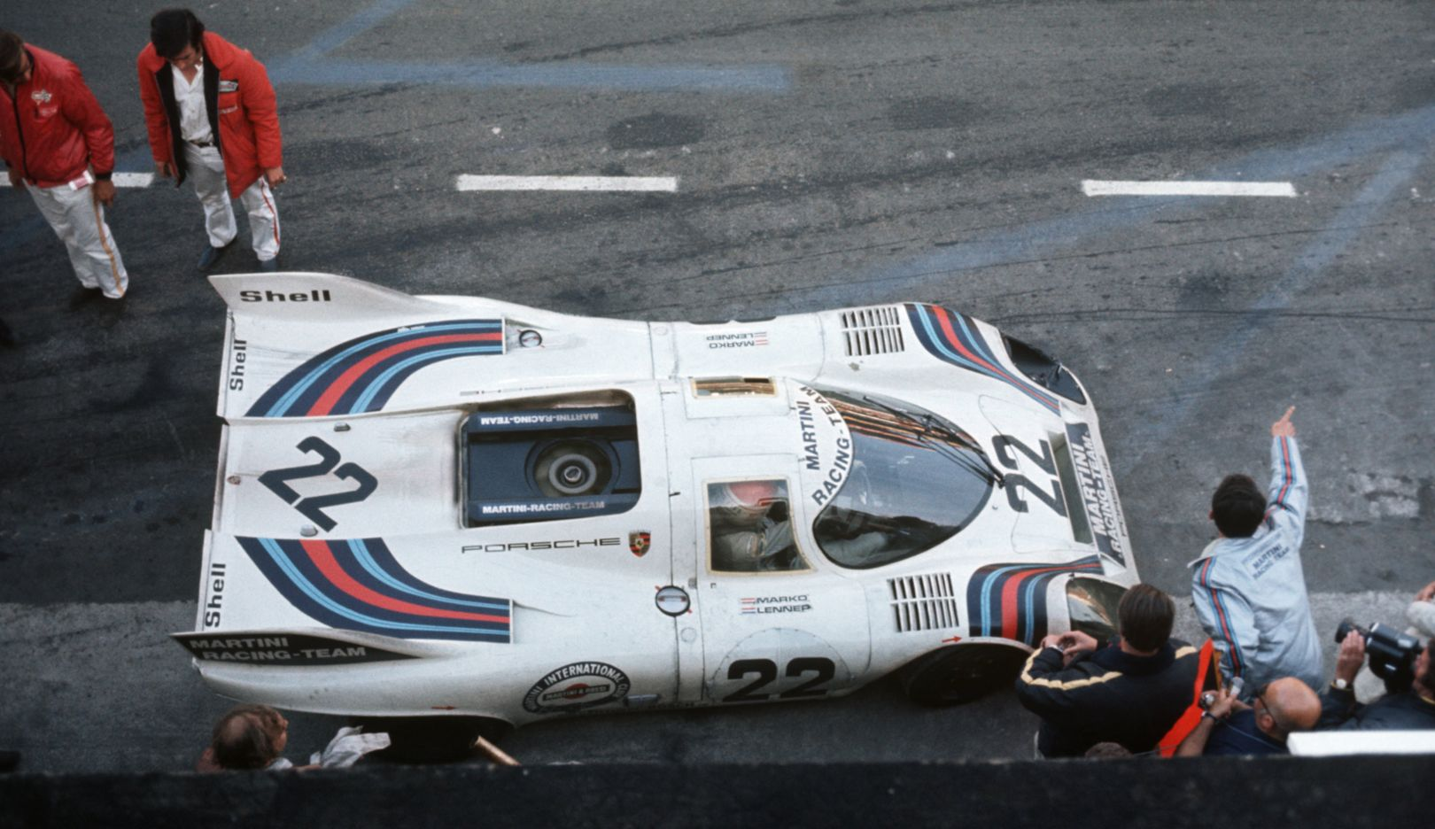 From Real to Virtual: 50 Years since Porsche first won at Le Mans