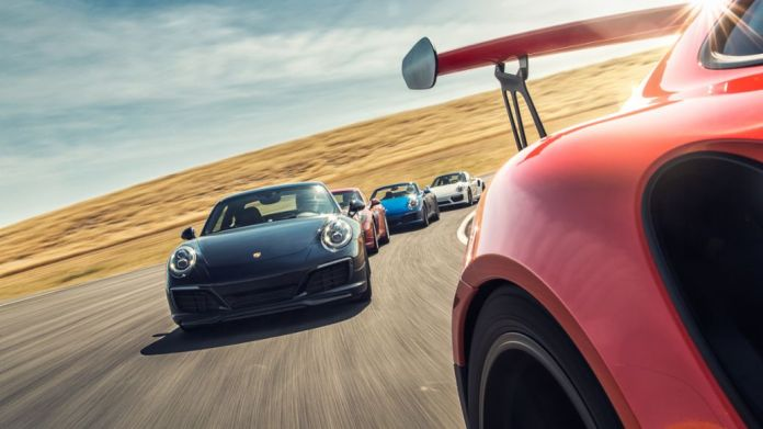 911 models, 2020, Porsche AG