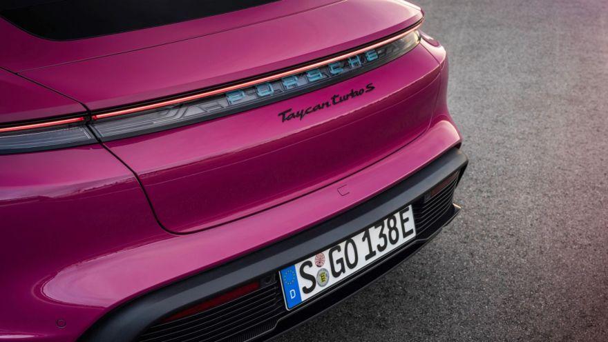 Taycan Turbo S, 2021, Porsche AG