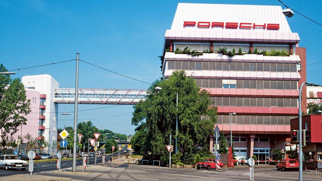Werk Zuffenhausen, 1988, Porsche AG