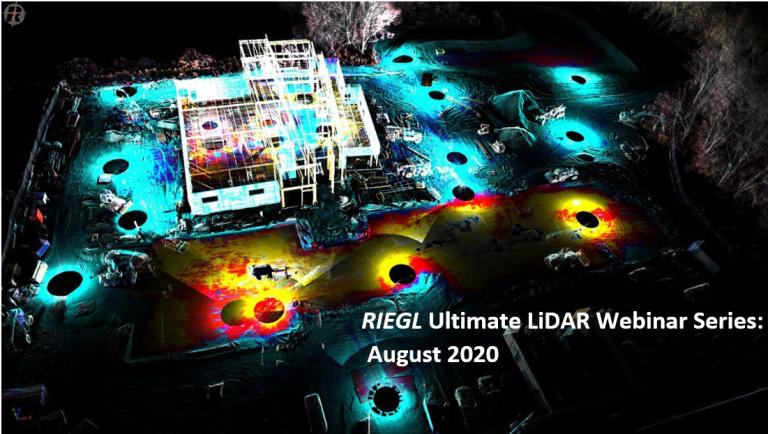 Free Ultimate LiDAR Webinars