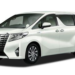All New Vellfire Price Grand Avanza Biru Toyota Launches Alphard And Minivans In Japan G F Package Hybrid Model With