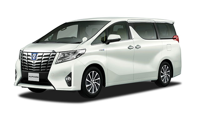 all new alphard vs vellfire keluhan grand veloz toyota launches and minivans in japan g f package hybrid model with