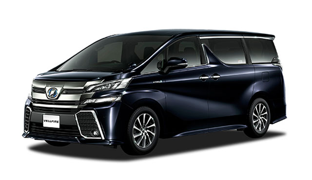 all new vellfire price kijang innova venturer toyota launches alphard and minivans in japan zr g edition hybrid model with