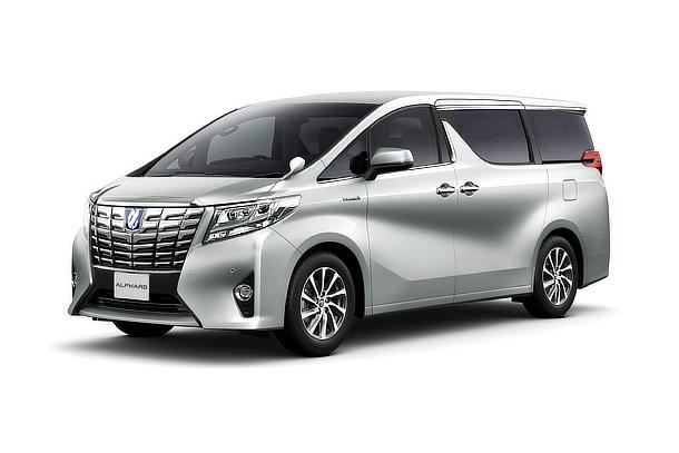 all new alphard 2017 indonesia grand avanza 1.3 g m/t 2016 toyota launches and vellfire minivans in japan f package hybrid