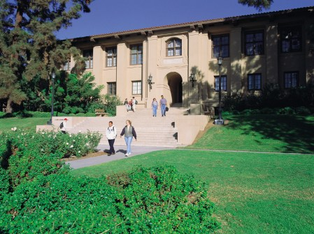 Anderson Hall, UCR, home of AGSM.