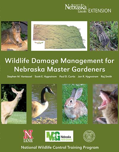 Wildlife damage management manual for master gardeners