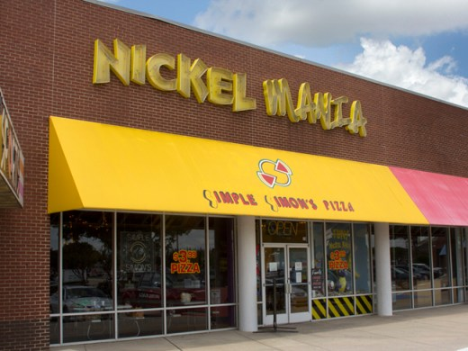 Nickel Mania is an affordable, family amusement center located at 2661 Midway Road in Carrollton, Texas.  Photo:  Ed Lallo/Newsroom Ink