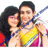 Poll Winner:Best Mother and Daughter (Megha and Navika)
