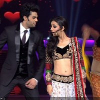 Sanaya Irani makes the contestants go Wow!