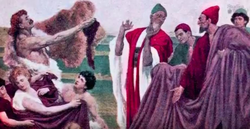 Ancient Shellfish Used By Phoenicians For Purple Dye