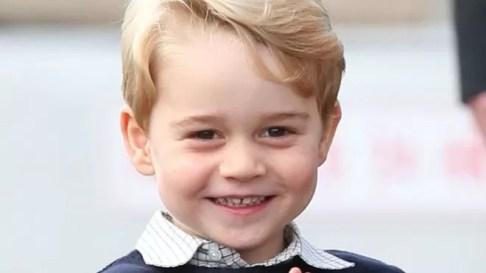 Принц Джордж Кембриджский