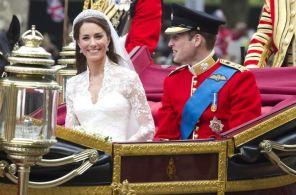 Кейт Миддлтон не использовала армию стилистов в день своей свадьбы. / Бассейн Warren Allott-WPA / Getty IMages