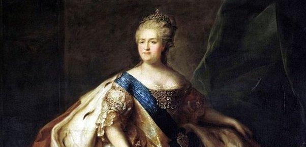 Царица екатерина 2 и ее сексуальное прошлое