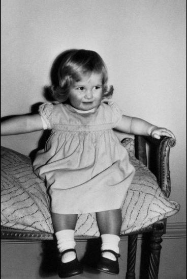 Диана в возрасте 2-х лет