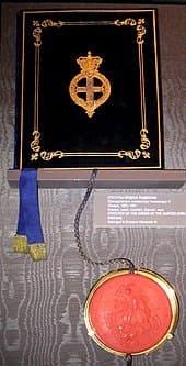 Устав ордена Подвязки