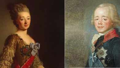 Photo of The sad story of the short marriage of Paul I and the Princess of Hesse-Darmstadt