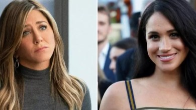 Photo of Jennifer Aniston dreams of meeting Meghan Markle