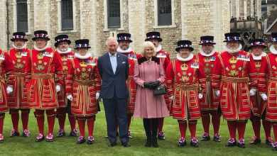 Photo of Camilla Parker-Bowles was promised a job as an executioner in the Tower