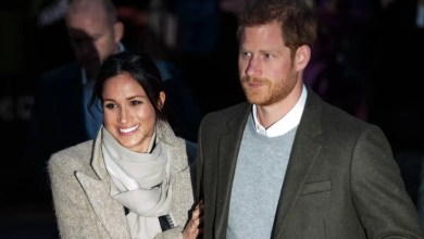 Photo of Meghan Markle and Prince Harry returned to the UK at the request of the Queen
